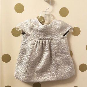 ZARA baby - Girls Brocade Dress